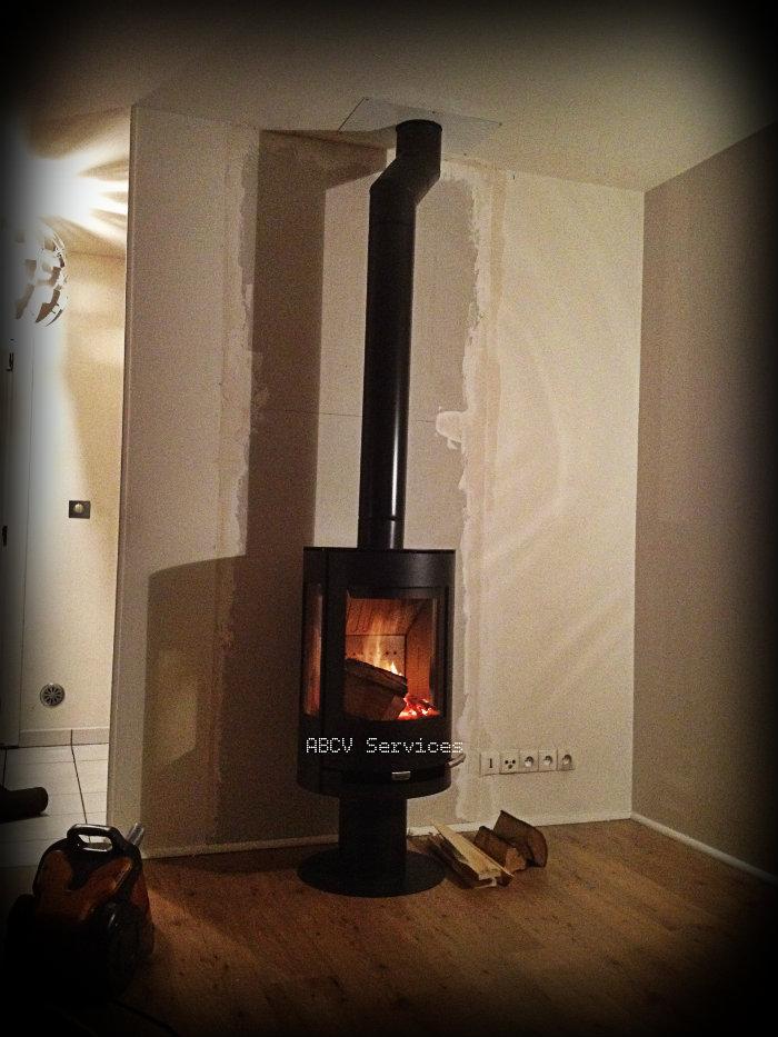 sp cialiste po les bois abcv services po les bois et granul s chauffage. Black Bedroom Furniture Sets. Home Design Ideas