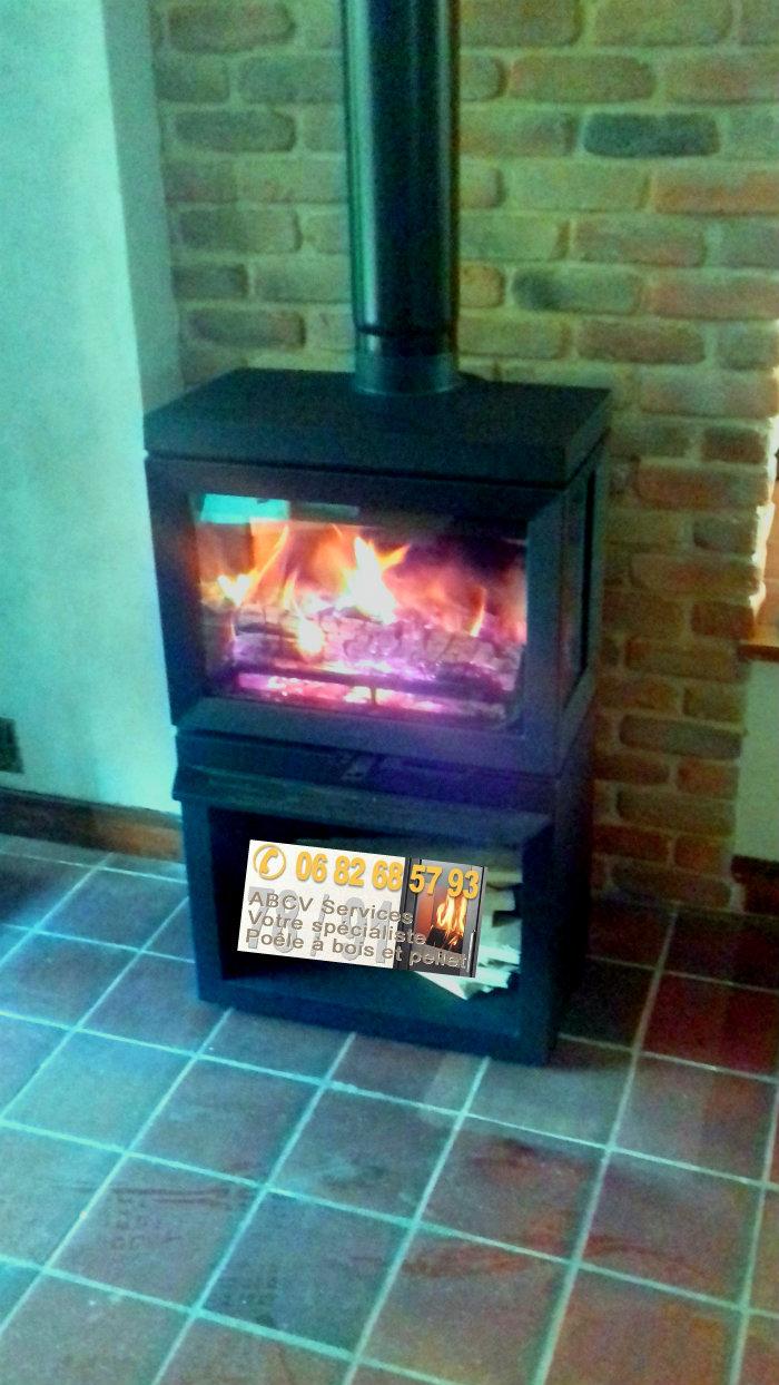 installateur de po les bois 78 91 abcv services po les bois et granul s chauffage. Black Bedroom Furniture Sets. Home Design Ideas