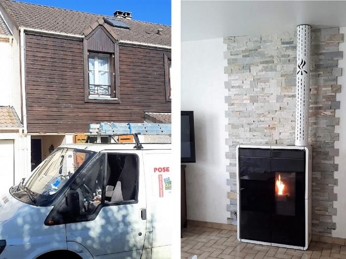 installateur po les granul s abcv services po les. Black Bedroom Furniture Sets. Home Design Ideas