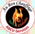 ABCV-Services ~ Chauffage à bois et granulés Logo